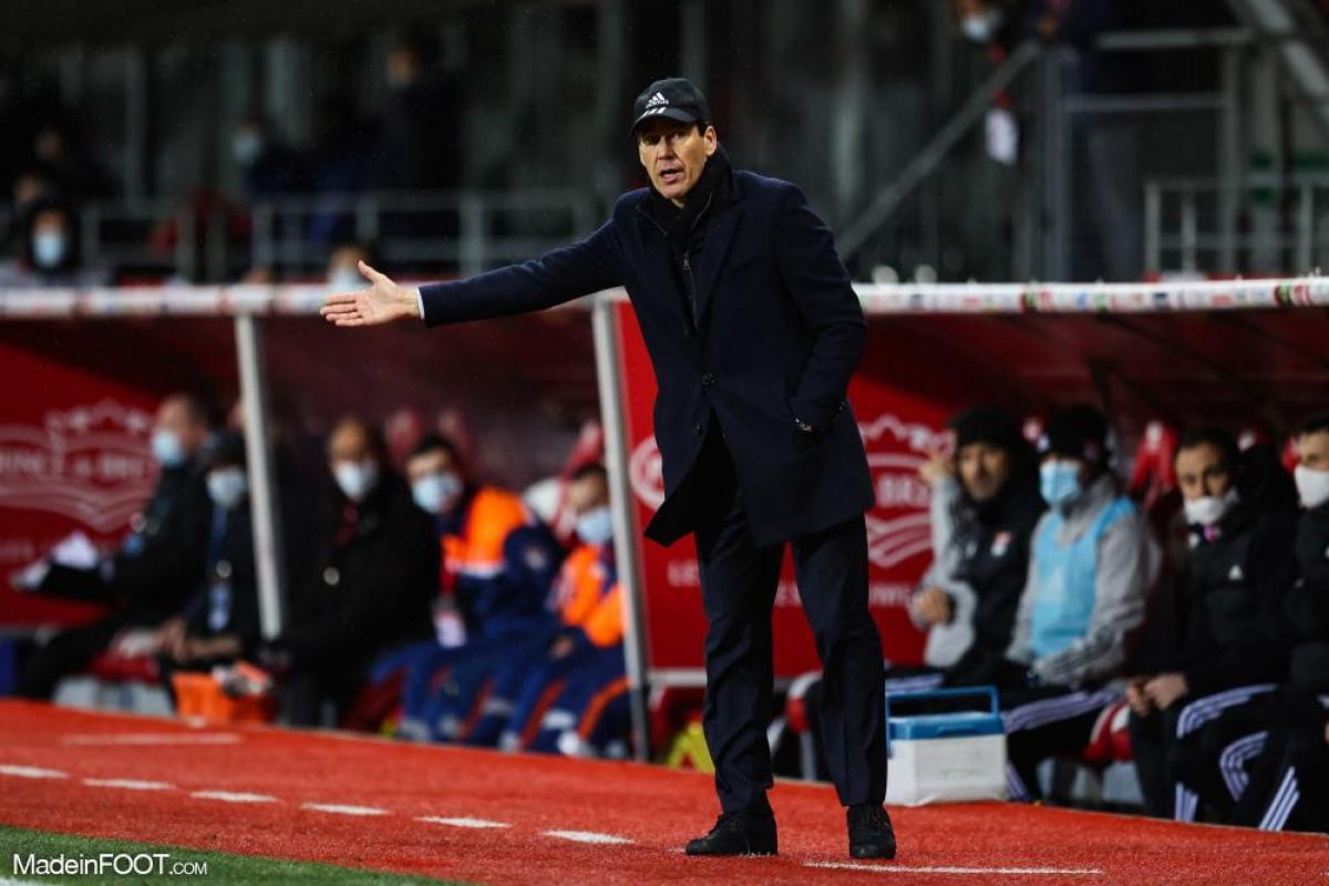 En cas de défaite contre Monaco ce week-end, Lyon pourra quasiment dire adieu au podium en Ligue 1
