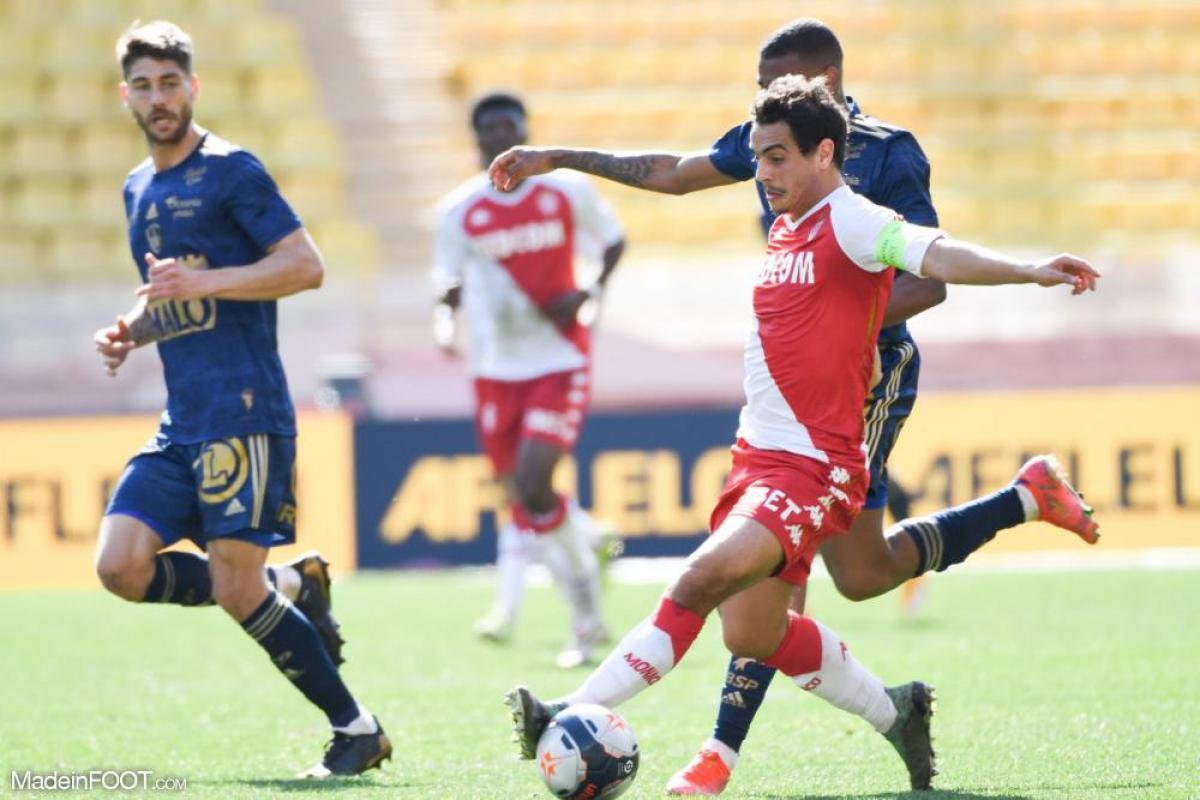 L'AS Monaco a dominé le Stade Brestois 29 (2-0), ce dimanche après-midi en Ligue 1.