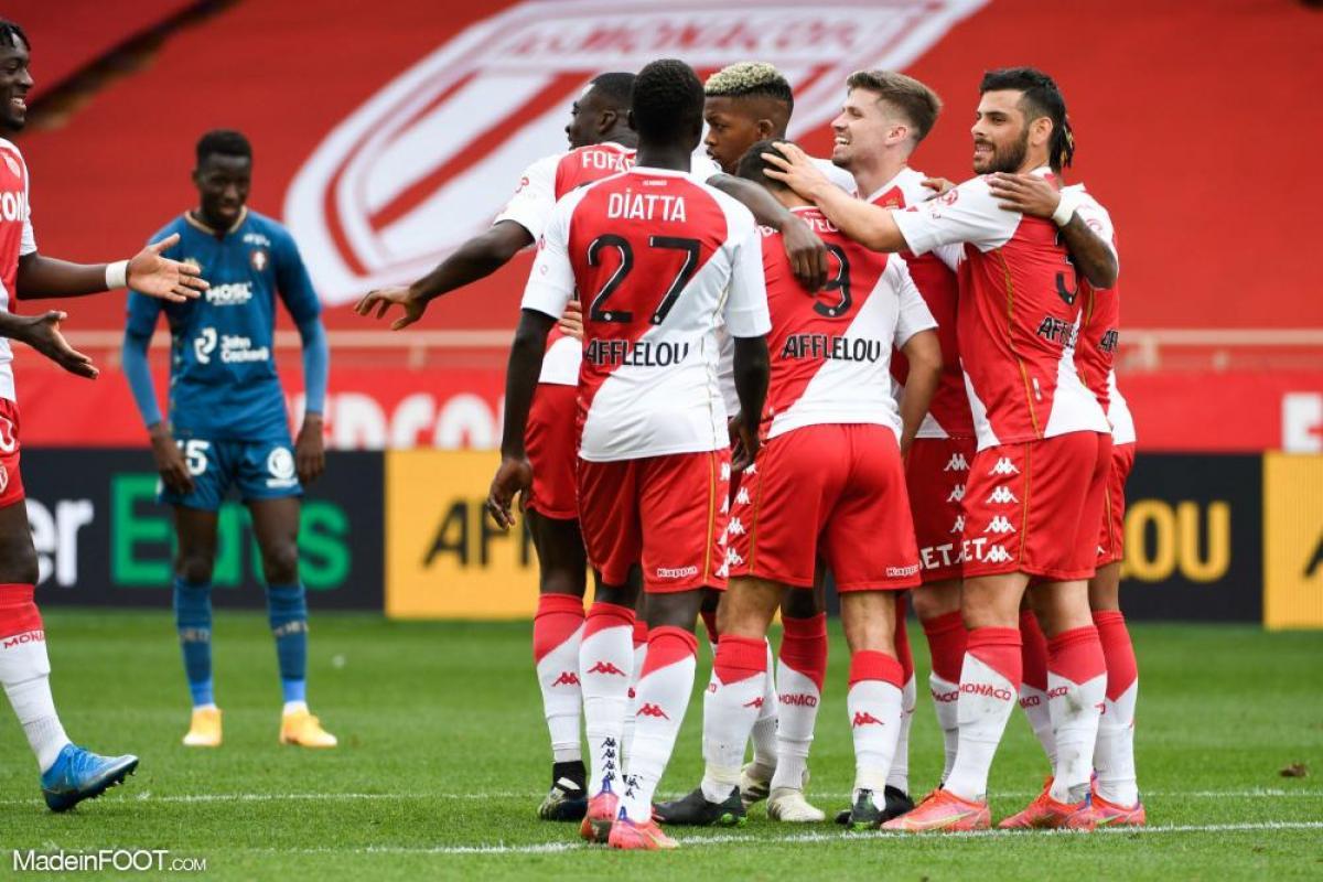L'AS Monaco détient un joli record.
