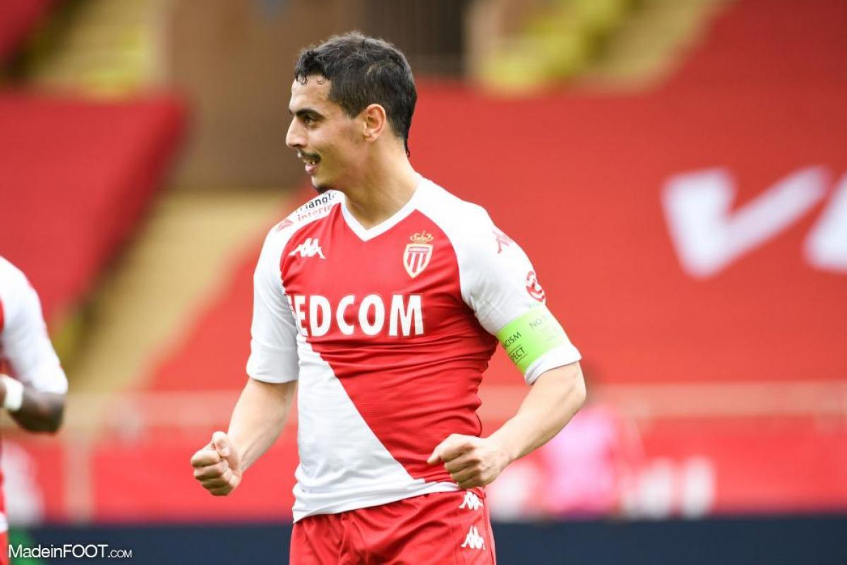 Ben Yedder, attaquant de Monaco