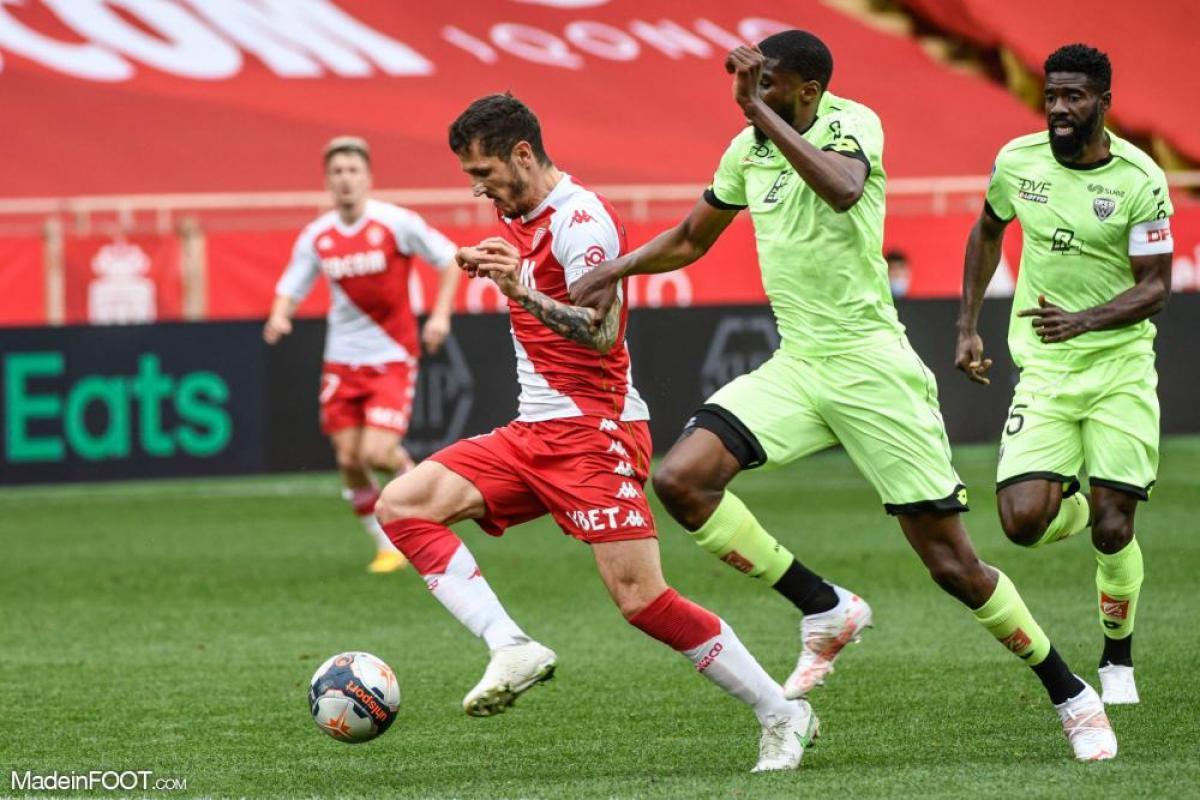 L'AS Monaco a disposé du Dijon FCO (3-0), ce dimanche après-midi en Ligue 1.