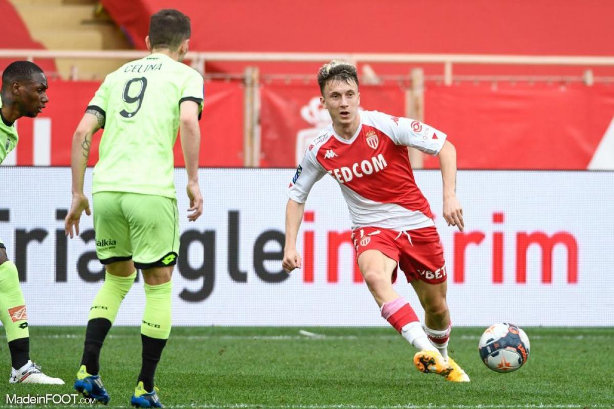 L'album photo du match entre l'AS Monaco et le Dijon FCO.