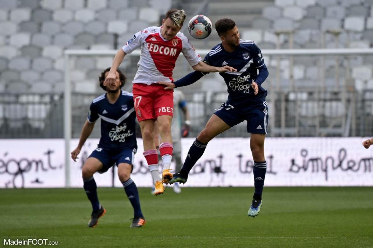 Aleksandr Golovin, le milieu de terrain offensif de l'AS Monaco et de la Russie.