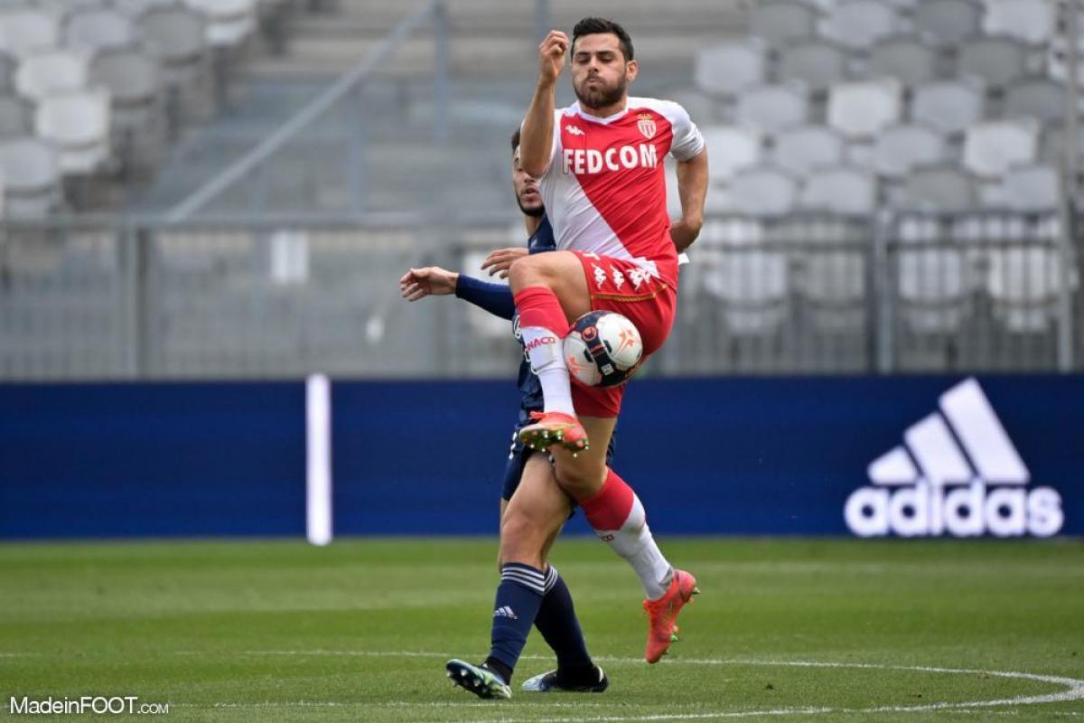 L'AS Monaco s'est imposée face aux Girondins de Bordeaux (0-3), ce dimanche après-midi en Ligue 1.