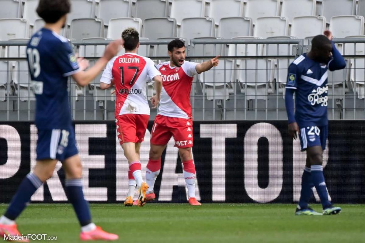 L'album photo du match entre les Girondins de Bordeaux et l'AS Monaco.