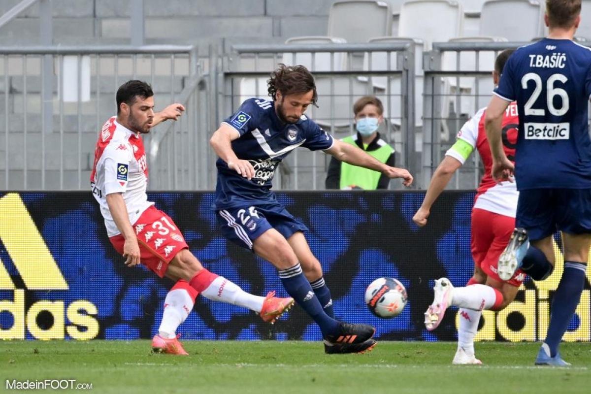 Kevin Volland, l'attaquant de l'AS Monaco.