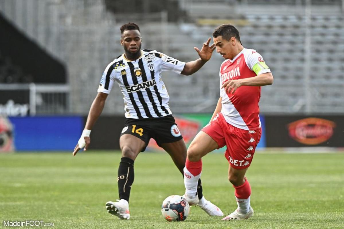 L'AS Monaco s'est imposée sur la pelouse du SCO Angers (0-1), ce dimanche après-midi en Ligue 1.
