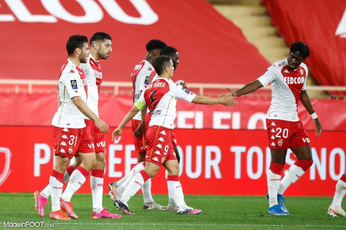 L'OL s'impose face à Monaco