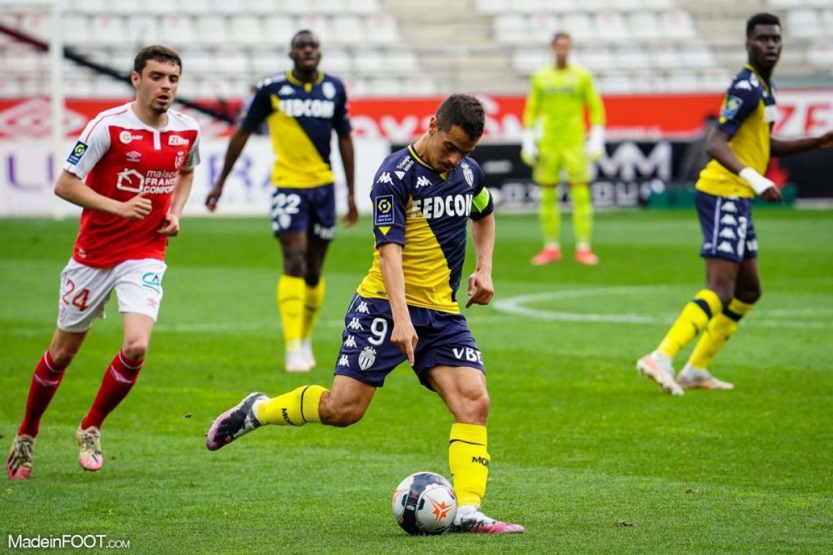 L'album photo du match entre le Stade de Reims et l'AS Monaco.