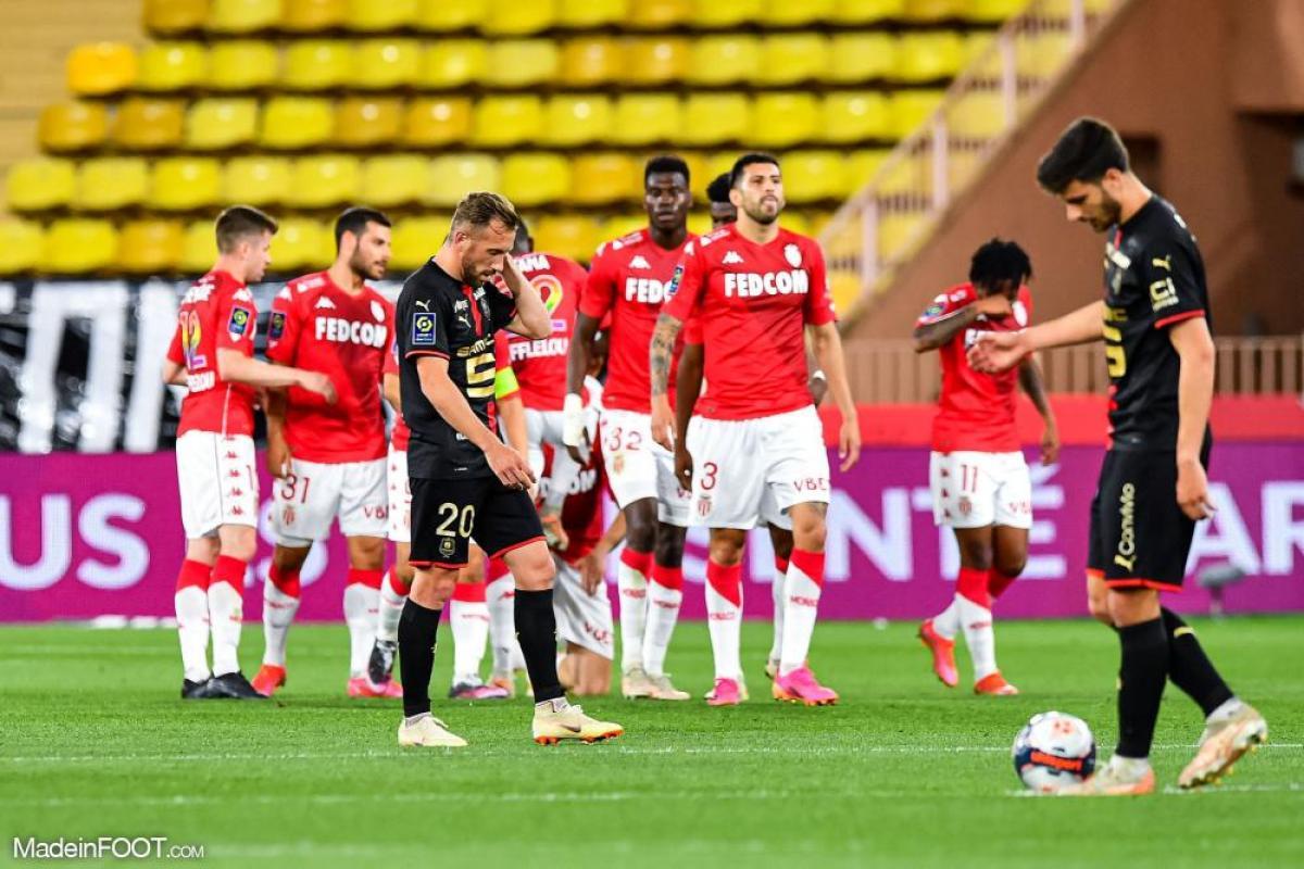 Monaco tombe face à la Real Sociedad