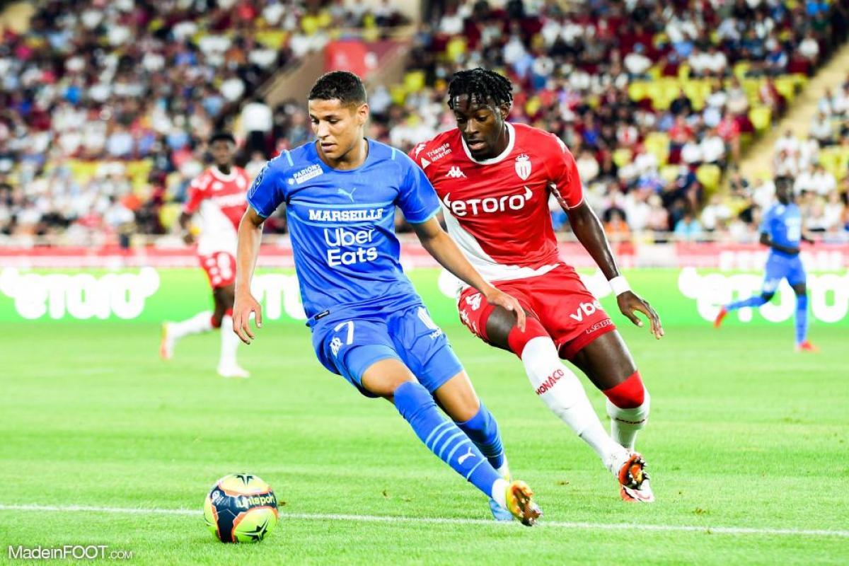 L'album photo du match entre l'AS Monaco et l'Olympique de Marseille.