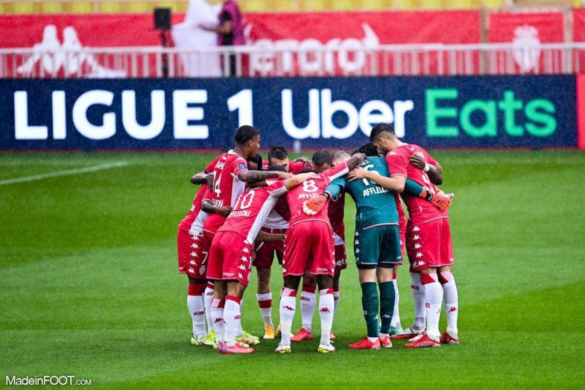 Monaco s'impose face à Bordeaux