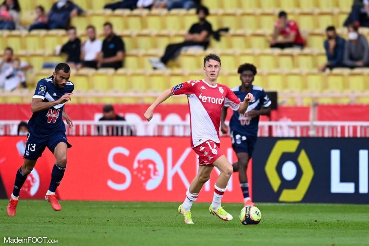 L'album photo du match entre l'AS Monaco et les Girondins de Bordeaux.