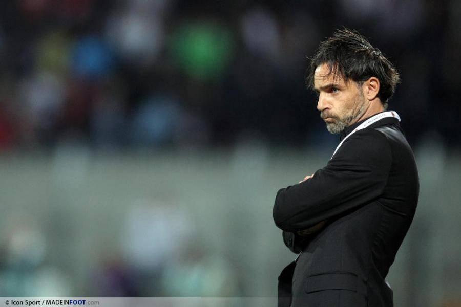 Simone a été nommé entraîneur de l'équipe première de Lausanne