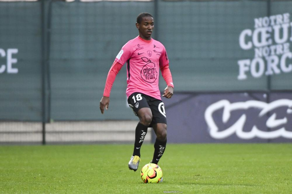 Ibrahima Diallo quitte l'AS Monaco, direction le Stade Brestois 29.