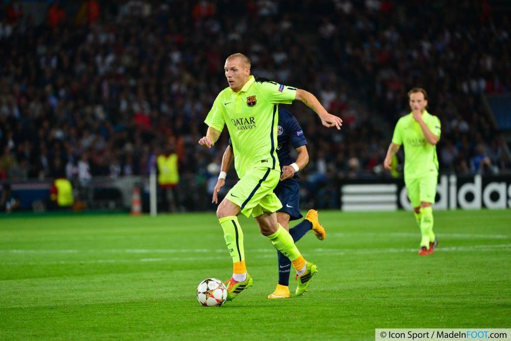 Jérémy Mathieu est pleinement concentré sur sa fin de saison au Barça.