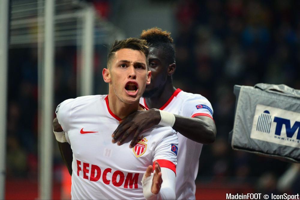 Ocampos ne quittera pas l'AS Monaco, cet hiver