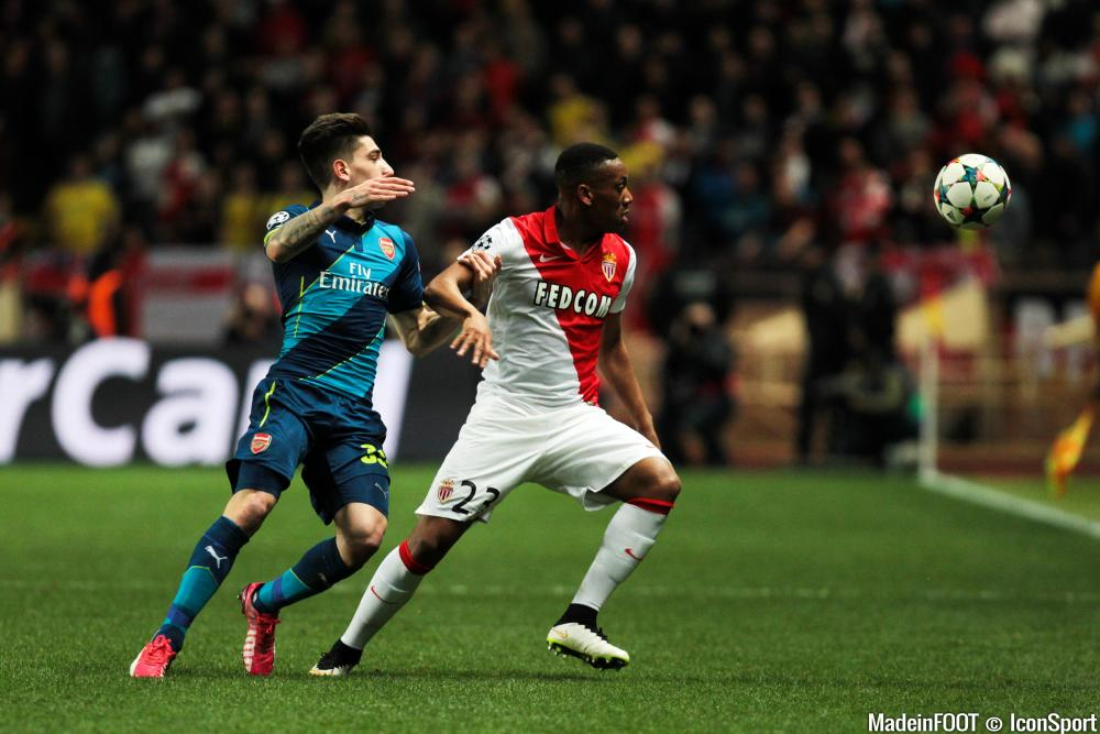 Anthony Martial (AS Monaco) intéresse Arsenal.