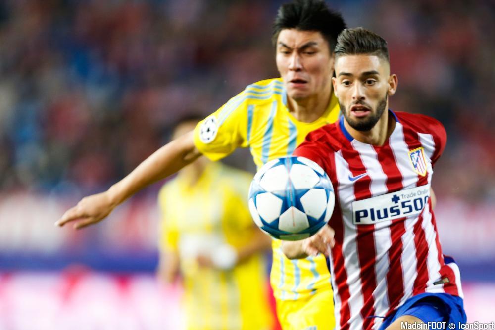 Le transfert de Yannick Carrasco a été épluché par Football Leaks !