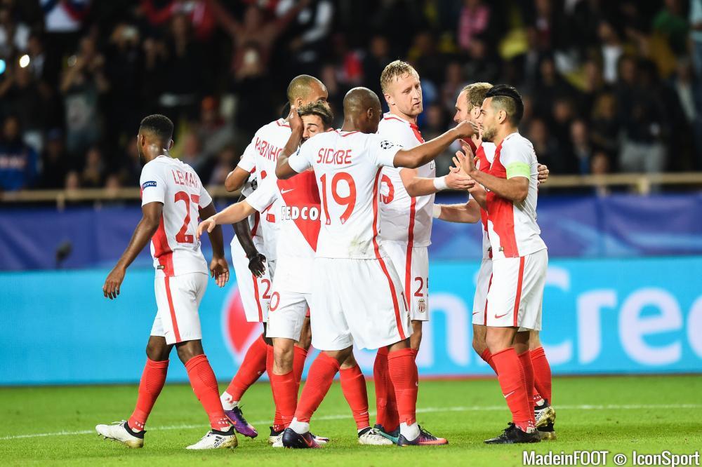 L'AS Monaco a facilement dominé le CSKA Moscou (3-0), ce mercredi soir.