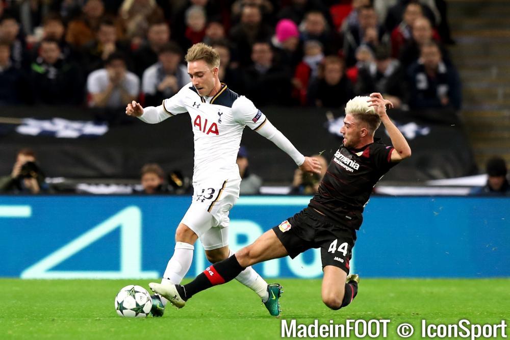 Tottenham s'est incliné face au Bayer Leverkusen (0-1), ce mercredi soir.
