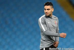 Radamel Falcao se tient prêt à affronter la Juve