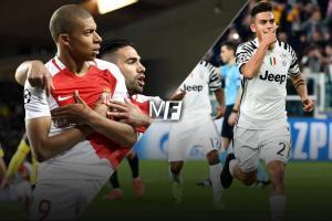 Les compos probables du match entre l'AS Monaco et la Juventus Turin.