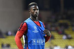 Baldé Keita file à l'Inter