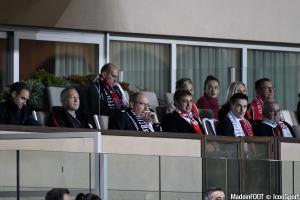 Le Prince Albert II a évoqué la situation sportive de l'ASM.