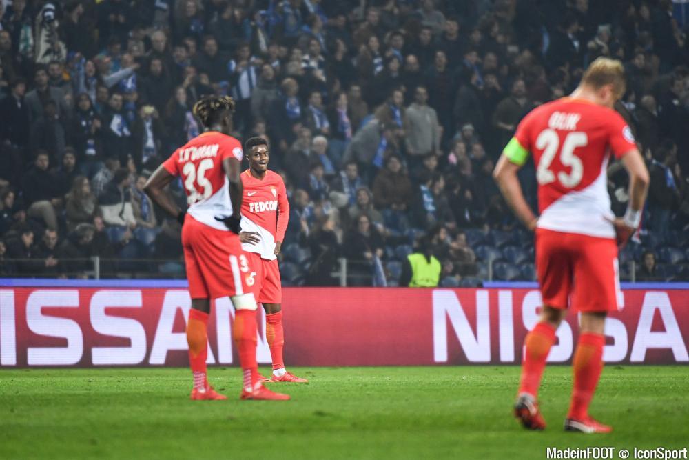 Monaco a eu beaucoup de mal en Ligue des Champions cette saison