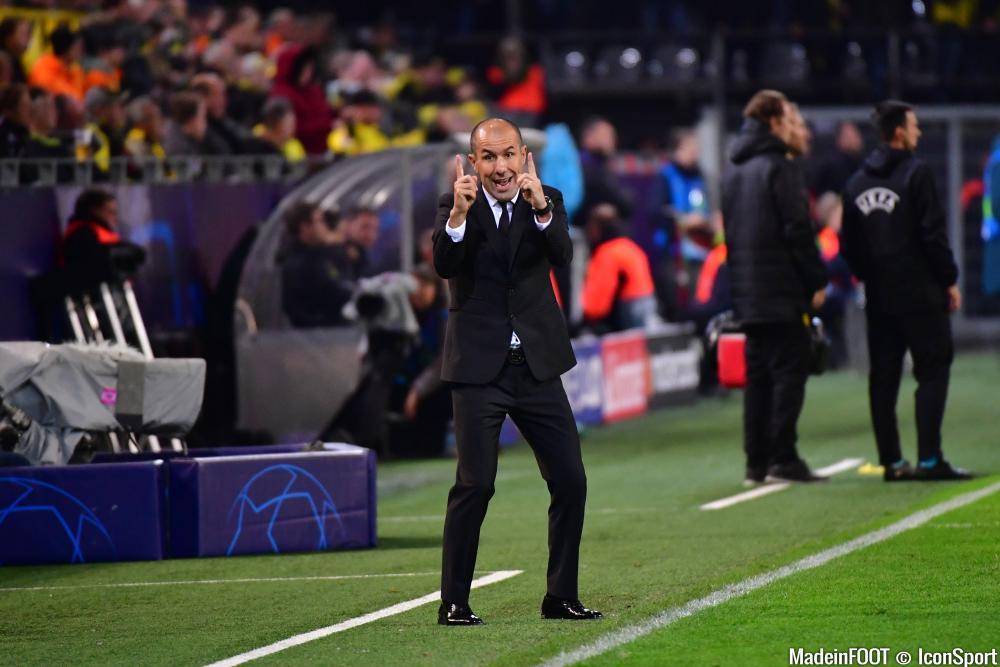 Leonardo Jardim et l'ASM ont concédé une lourde défaite à Dortmund hier.