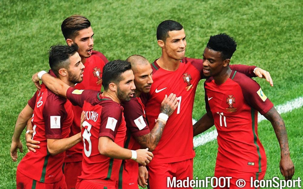 Les compos officielles du match entre le Portugal et le Mexique.