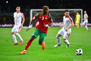 Le Maroc a dominé la Slovaquie (2-1), ce lundi soir en amical.