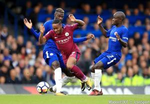 Tiémoué Bakayoko, ici sous les couleurs de Chelsea.