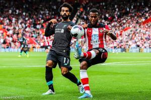 Bertrand avec Southampton